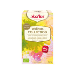 Té wellness collection Yogi Tea